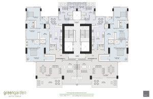 greengarden floor plans